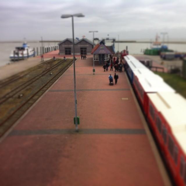 Hafen Langeoog #nordsee #Inselstagram