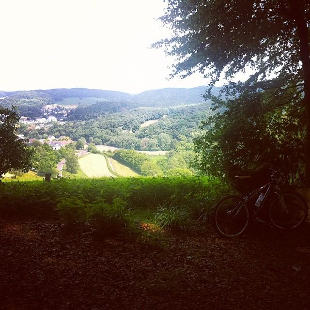 Ausblick #ruhrpott #langenberg