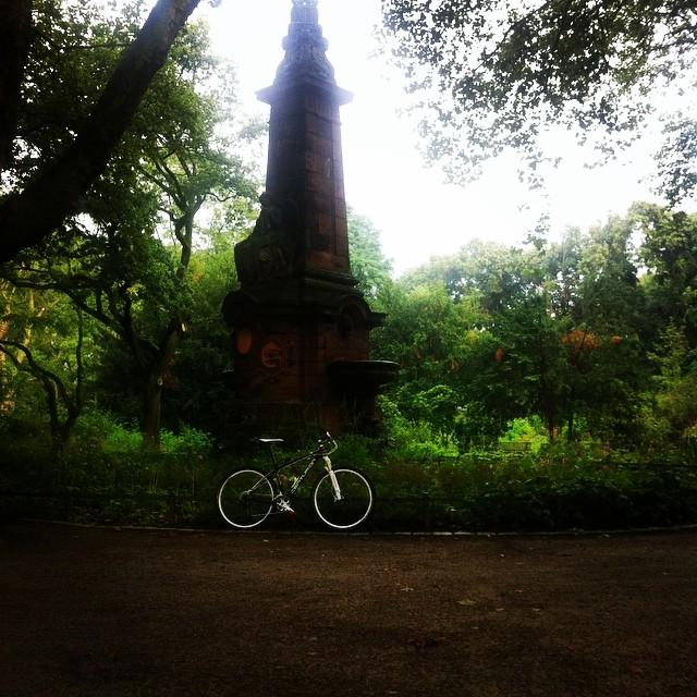 Endlich mal wieder #bike #rain #moinsen
