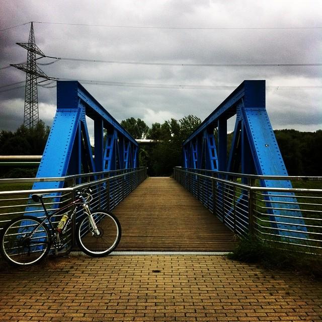 Nordsternpark #bike #brückenstagram