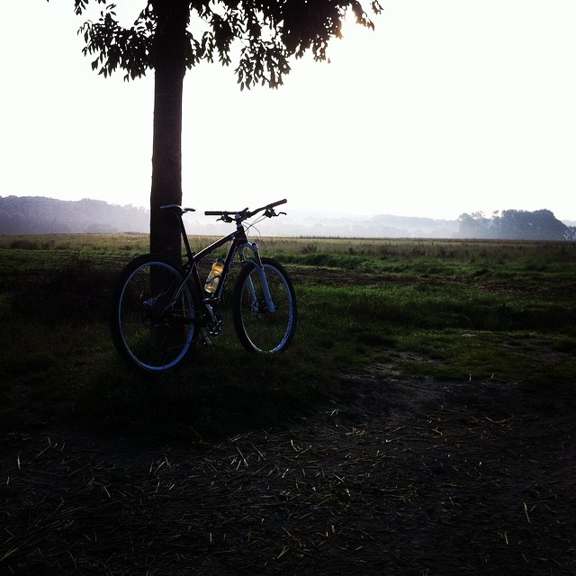 Frühtau #bike #ruhrpott