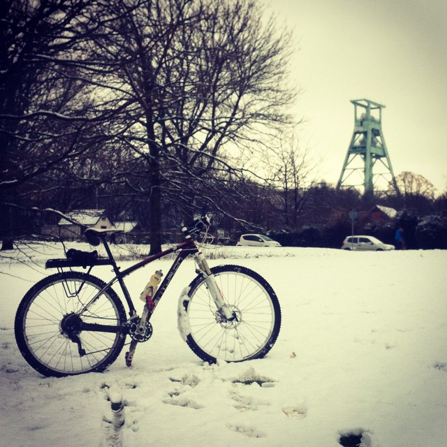 Bergbau-Museum #bochum #bike #revier #ruhrpott #nichtdertelemichel    insp. by @harald_legner