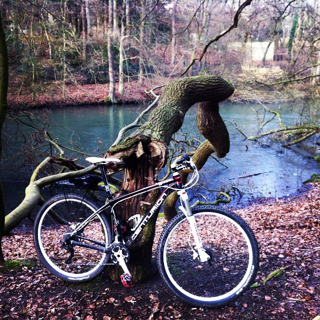 Knack #bike #bochum #ruhrpott #mtb #bikestagram