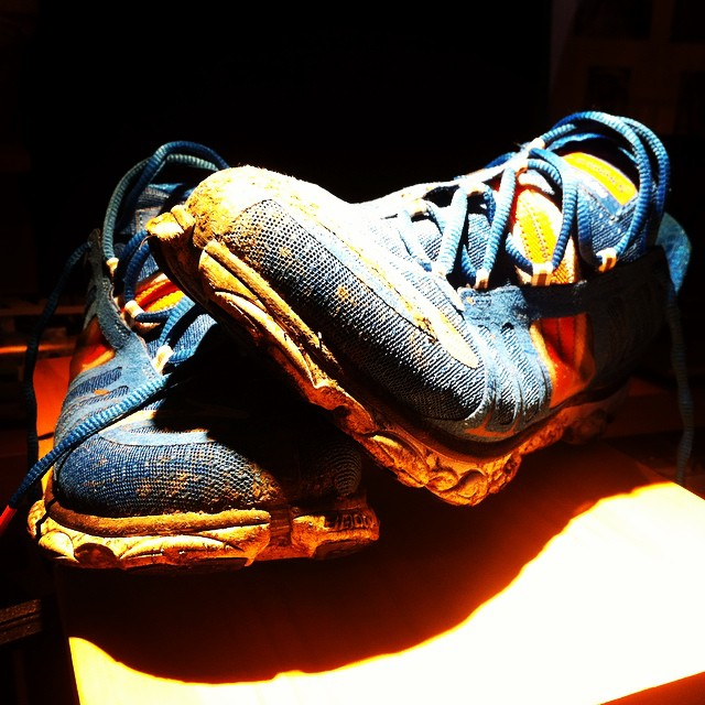 Dirty Shoes #running #ruhrpott #bochum #shoestagram