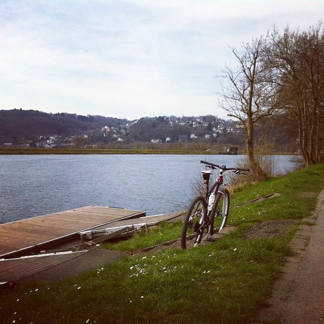 Anne Ruhr. #bike #ruhr #ruhrpott #wetter #ig_nrw #stravaphoto