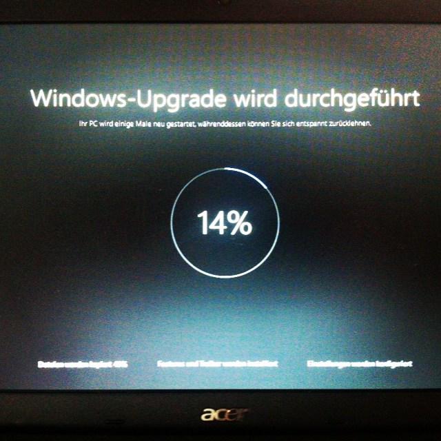 Zurücklehnen! Kann ich. #upgrade  #goodoldlaptop
