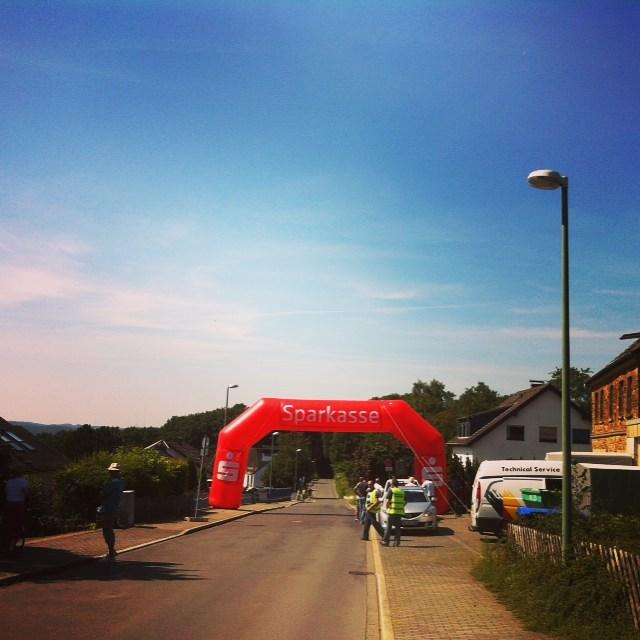 UCI Weltcup Road Woman in Bochum. Hier :Bergwertung in Stiepel. #uci #weltcup #bochum #ruhrpott #roadrace